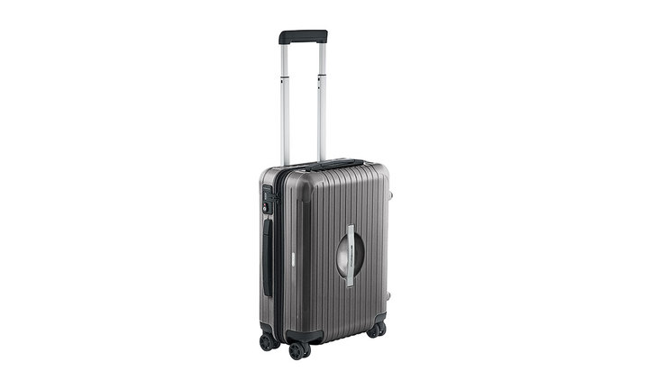 PTS Ultralight M [Rimowa], Meteor grey metallic